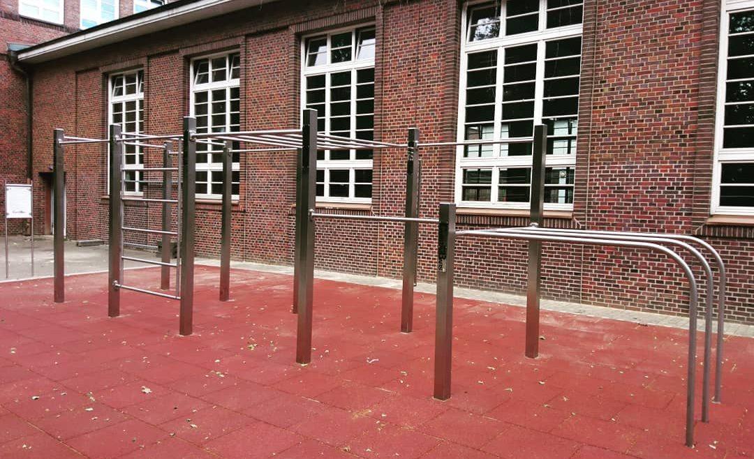 Eliteschule des Sports – Hamburg – Alter Teichweg