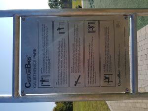 Hochwertige Calisthenics Parks. Individuell aus rostfreiem Edelstahl. Für alle, die fit und gesund bleiben möchten. Für Unternehmen Hochschulen Gemeinden._6