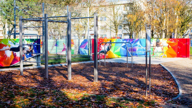 Calisthenics Park Bremerhaven