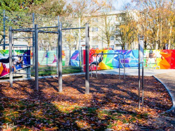 CustomBars Park Bremerhaven