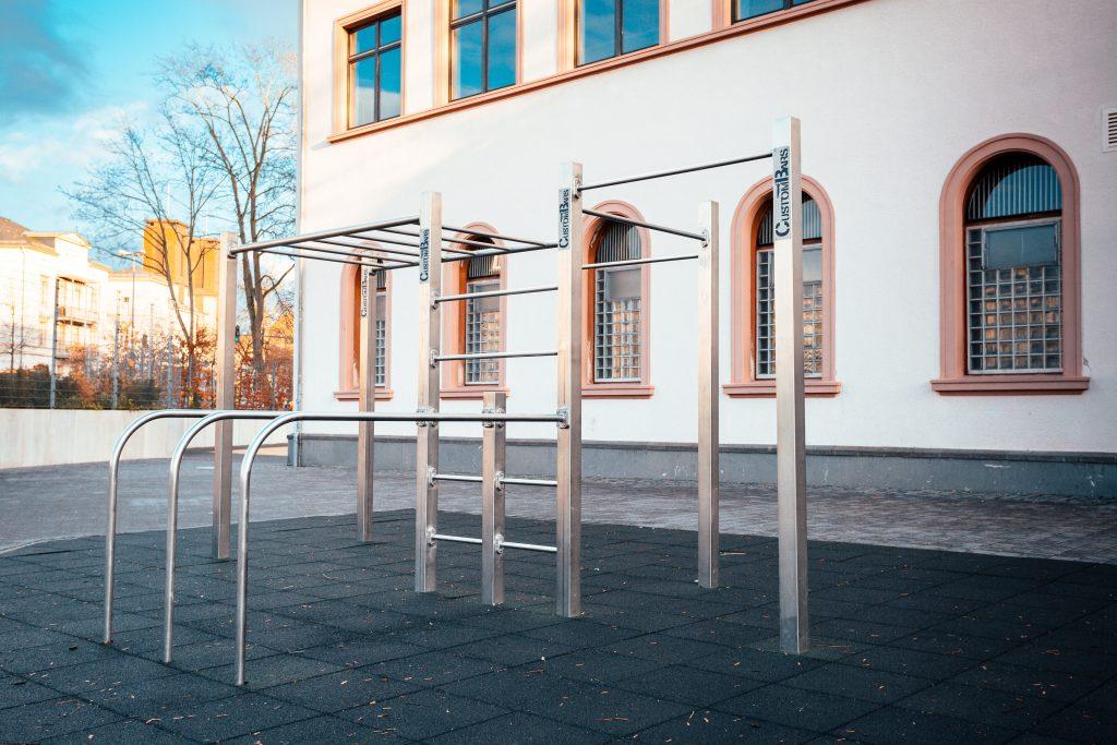 CustomBars Park Ricarda Huch Schule Giessen