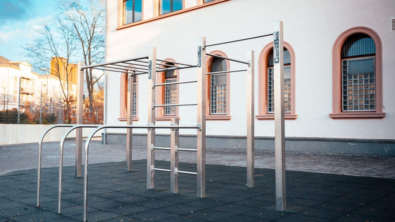 Die Stadt Gießen errichtet Ihren zweiten Calisthenics Park!