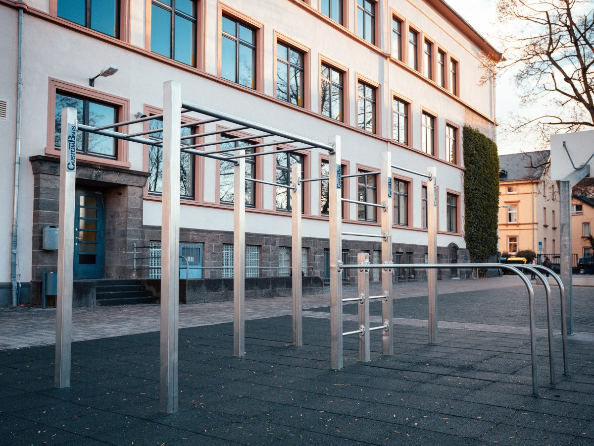 CustomBars Park Ricarda Huch Schule Giessen 1