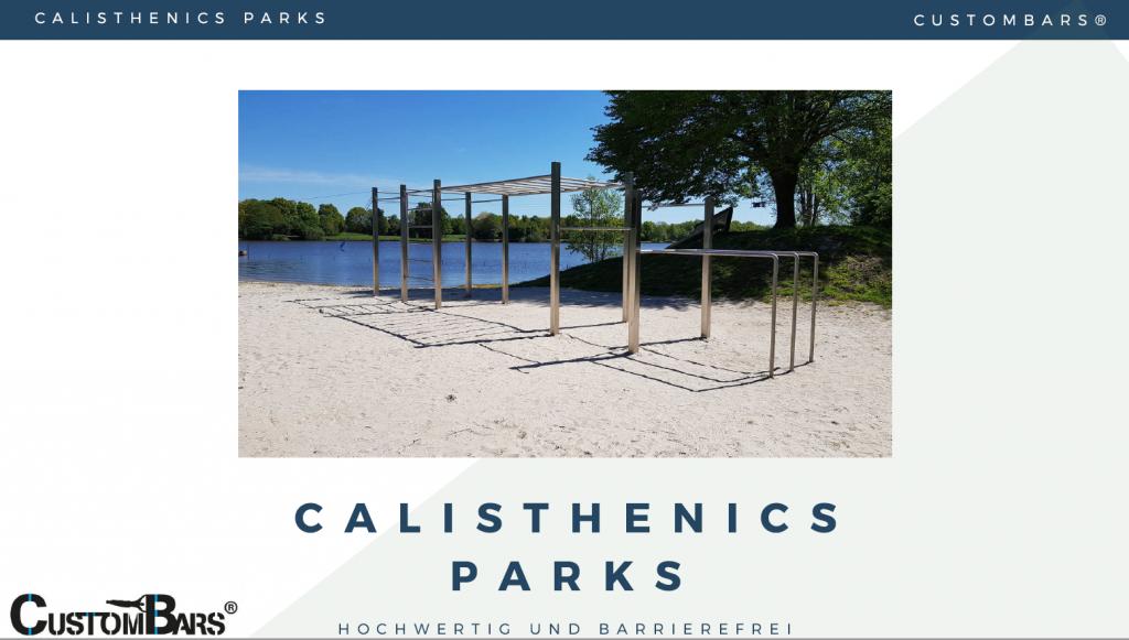 CustomBars Calisthenics Parks